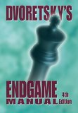 Portada de DVORETSKY'S ENDGAME MANUAL BY DVORETSKY, MARK (2014) PAPERBACK