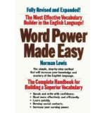 Portada de [WORD POWER MADE EASY: THE COMPLETE HANDBOOK FOR BUILDING A SUPERIOR VOCABULARY] [BY: NORMAN LEWIS]