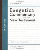 Portada de GALATIANS (ZONDERVAN EXEGETICAL COMMENTARY ON THE NEW TESTAMENT) BY SCHREINER, THOMAS R., ARNOLD, CLINTON E. UNKNOWN EDITION [HARDCOVER(2010)]