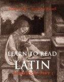 Portada de LEARN TO READ LATIN: WORKBOOK PT. 1 (YALE LANGUAGE) WORKBOOK EDITION BY KELLER, ANDREW, RUSSELL, STEPHANIE PUBLISHED BY YALE UNIVERSITY PRESS (2006)