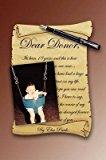 Portada de [(DEAR DONOR)] [BY (AUTHOR) ELSA PRADO] PUBLISHED ON (SEPTEMBER, 2009)