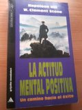 Portada de LA ACTITUD MENTAL POSITIVA
