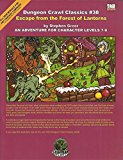 Portada de ESCAPE FROM THE FOREST OF LANTERNS (DUNGEON CRAWL CLASSICS) BY STEPHEN GREEG (30-APR-2007) PAPERBACK