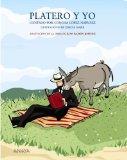 Portada de PLATERO Y YO CONTADO POR CONCHA LÓPEZ NARVÁEZ (OTRAS COLECCIONES - LIBROS SINGULARES - MI PRIMER LIBRO) DE JIMÉNEZ, JUAN RAMÓN (2006) TAPA BLANDA