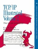 Portada de TCP/IP ILLUSTRATED: THE IMPLEMENTATION, VOL. 2 1ST EDITION BY WRIGHT, GARY R., STEVENS, W. RICHARD (1995) HARDCOVER
