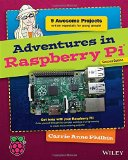 Portada de ADVENTURES IN RASPBERRY PI BY CARRIE ANNE PHILBIN (13-FEB-2015) PAPERBACK