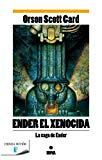 Portada de ENDER EL XENOCIDA