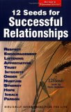 Portada de 12 SEEDS FOR SUCCESSFUL RELATIONSHIPS BY NORM ANDERSEN (2006) PAPERBACK