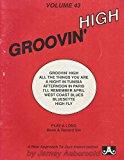 Portada de HIGH GROOVIN', VOLUME 43, RECORDING NOT INCLUDED