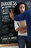 Portada de DARKNESS BEFORE DAWN (TURTLEBACK SCHOOL & LIBRARY BINDING EDITION) (HAZELWOOD HIGH TRILOGY)