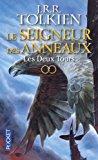 Portada de LE SEIGNEUR DES ANNEAUX, TOME 2 : LES DEUX TOURS BY J-R-R TOLKIEN (2009-09-10)