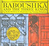 Portada de BABOUSHKA AND THE THREE KINGS BY RUTH ROBBINS (1960-09-15)