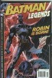 Portada de BATMAN LEGENDS VOLUMEN 2 NUMERO 02