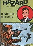Portada de JOHNNY HAZARD - TIRAS DEL 22-07-1963 AL 12-10-1963 : IL NIDO DI PELLICCIA