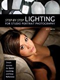 Portada de STEP-BY-STEP LIGHTING FOR STUDIO PORTRAIT PHOTOGRAPHY BY JEFF SMITH (13-JUN-2013) PAPERBACK