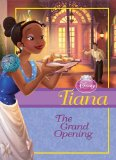 Portada de TIANA: THE GRAND OPENING (DISNEY PRINCESS CHAPTER BOOKS) BY PERELMAN, HELEN (2011) LIBRARY BINDING