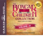 Portada de [( THE BOXCAR CHILDREN COLLECTION VOLUME 28: THE SUMMER CAMP MYSTERY, THE COPYCAT MYSTERY, THE HAUNTED CLOCK TOWER MYSTERY )] [BY: GERTRUDE CHANDLER WARNER] [JUL-2013]