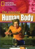 Portada de THE AMAZING HUMAN BODY: FOOTPRINT READING LIBRARY 7 (HAMPTON-BROWN EDGE: READING, WRITING, & LANGUAGE ?2014) 1ST EDITION BY WARING, ROB (2009) PAPERBACK
