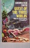 Portada de QUEST OF THE THREE WORLDS