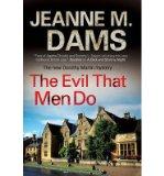 Portada de [(THE EVIL THAT MEN DO)] [AUTHOR: JEANNE M. DAMS] PUBLISHED ON (MAY, 2013)