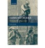 Portada de [( EDMUND BURKE: 1784-1797 V. 2 )] [BY: F. P. LOCK] [MAY-2009]