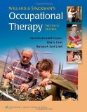 Portada de WILLARD AND SPACKMAN'S OCCUPATIONAL THERAPY 11TH (ELEVENTH), NORTH AMER EDITION PUBLISHED BY LIPPINCOTT WILLIAMS & WILKINS (2008)
