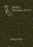 Portada de DANIEL DERONDA, PART 3