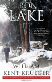 Portada de IRON LAKE: A NOVEL (CORK O'CONNOR MYSTERY SERIES) BY KRUEGER, WILLIAM KENT (2009) PAPERBACK