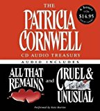Portada de [THE PATRICIA CORNWELL CD AUDIO TREASURY: ALL THAT REMAINS AND CRUEL AND UNUSUAL] (BY: PATRICIA CORNWELL) [PUBLISHED: AUGUST, 2005]
