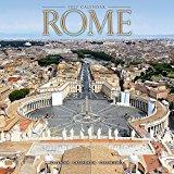 Portada de ROME CALENDAR - CALENDARS 2016 - 2017 WALL CALENDARS - PHOTO CALENDAR - ROME 16 MONTH WALL CALENDAR BY AVONSIDE BY MEGACALENDARS (2016-07-15)