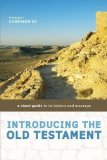 Portada de INTRODUCING THE OLD TESTAMENT: A SHORT GUIDE TO ITS HISTORY AND MESSAGE BY LONGMAN, TREMPER, III PUBLISHED BY ZONDERVAN (2012)