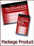 Portada de THE 12-LEAD ECG IN ACUTE CORONARY SYNDROMES - TEXT AND POCKET REFERENCE PACKAGE, 3E 3RD (THIRD) EDITION BY PHALEN, TIM, AEHLERT RN BSPA, BARBARA J PUBLISHED BY MOSBY/JEMS (2011)