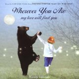 Portada de WHEREVER YOU ARE. MY LOVE WILL FIND YOU BY TILLMAN. NANCY ( 2010 ) HARDCOVER