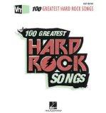 Portada de [(VH1 100 GREATEST HARD ROCK SONGS)] [BY: HAL LEONARD PUBLISHING CORPORATION]