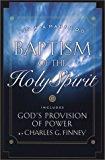 Portada de BAPTISM OF THE HOLY SPIRIT/GOD'S PROVISION OF POWER BY ASA MAHAN (2002-06-02)