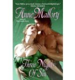 Portada de [(THREE NIGHTS OF SIN)] [AUTHOR: ANNE MALLORY] PUBLISHED ON (MAY, 2008)