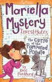 Portada de 04 THE CURSE OF THE PAMPERED POODLE (MARIELLA MYSTERY) BY KATE PANKHURST (24-APR-2014) PAPERBACK