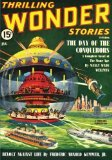 Portada de THRILLING WONDER STORIES - 01/40: ADVENTURE HOUSE PRESENTS: BY WELLMAN, MANLY WADE, KUMMER, FREDERICK, ARTHUR, ROBERT, GILE (2015) PAPERBACK