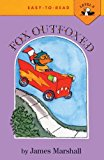 Portada de FOX OUTFOXED (TURTLEBACK SCHOOL & LIBRARY BINDING EDITION) (PUFFIN EASY-TO-READ) BY JAMES MARSHALL (1996-10-01)
