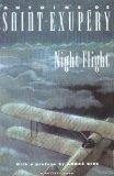 Portada de NIGHT FLIGHT (HARBRACE PAPERBOUND LIBRARY) BY SAINT-EXUPŠ|RY, ANTOINE DE, GILBERT, STUART UNKNOWN EDITION [PAPERBACK(1974)]