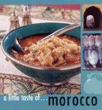Portada de A LITTLE TASTE OF MOROCCO BY MURDOCH BOOKS TEST KITCHEN (2009) PAPERBACK