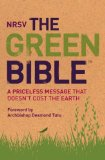 Portada de THE GREEN BIBLE: NEW REVISED STANDARD VERSION (NRSV): A PRICELESS MESSAGE THAT DOESN'T COST THE EARTH BY COLLINS (6-OCT-2008) PAPERBACK