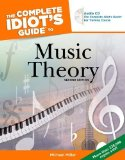 Portada de THE COMPLETE IDIOT'S GUIDE TO MUSIC THEORY, 2ND EDITION BY MILLER, MICHAEL (2005) PAPERBACK