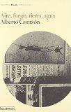 Portada de AIRE, FUEGO, TIERRA, AGUA (BLOWUP LIBROS ÚNICOS) DE ALBERTO CORAZÓN (1 MAY 2007) TAPA BLANDA