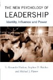 Portada de THE NEW PSYCHOLOGY OF LEADERSHIP: IDENTITY, INFLUENCE AND POWER BY HASLAM, S. ALEXANDER, REICHER, STEPHEN D., PLATOW, MICHAEL J (2010) PAPERBACK