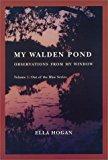 Portada de MY WALDEN POND (OUT OF THE BLUE) BY ELLA HOGAN (2003-10-01)