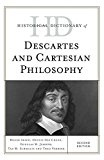 Portada de [(HISTORICAL DICTIONARY OF DESCARTES AND CARTESIAN PHILOSOPHY)] [BY (AUTHOR) ROGER ARIEW ] PUBLISHED ON (APRIL, 2015)