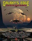 Portada de GALAXY'S EDGE MAGAZINE: ISSUE 13, MARCH 2015 BY BENFORD, GREGORY, NYE, JODY LYNN (2015) PAPERBACK