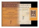 Portada de LE CORPORAZIONI FASCISTE / A CURA DI LUIGI LOJACONO ; CON SCRITTI DI FRANCESCO ANGELINI, GINO ARIAS ...[ ET AL. ] ; [ L'ECONOMIA ITALIANA : RASSEGNA FASCISTA MENSILE DI POLITICA ED ECONOMIA : NUMERO SPECIALE ]