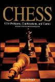 Portada de CHESS: 5334 PROBLEMS, COMBINATIONS AND GAMES BY POLGÁR, LÁSZL? (2013) PAPERBACK